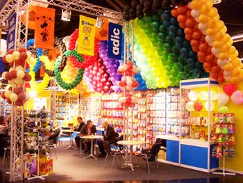 Надувные шары: большие достижения из книги рекордов