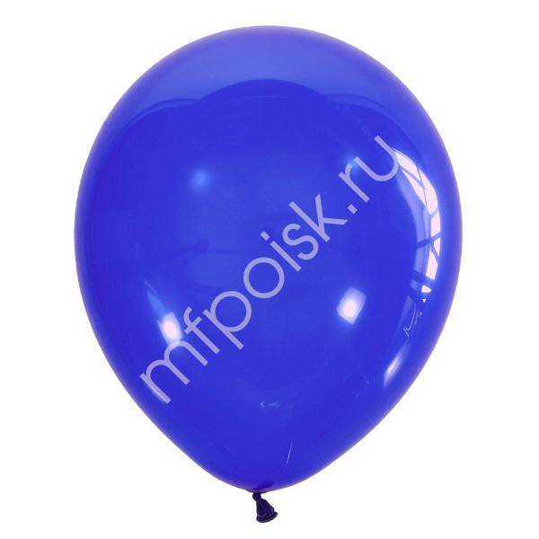"воздушные шары, M 5""/13см Декоратор ROYAL BLUE 044 100шт"